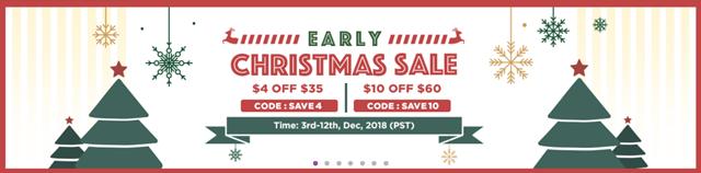 xmas thumb - 【セール】2018年VAPE/ガジェットXMAS(クリスマス)セール情報まとめ!!年末の大型割引セールをまとめてみたよ。
