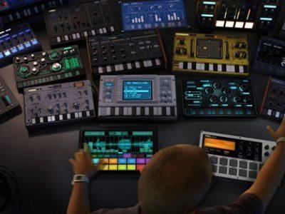 4dae0701579c2884e49f1857a343390b pc thumb 400x300 - 【レビュー】Korg Gadget for iOS/Mac(コルグガジェット)を使ってみた!最高のモバイル楽器コレクション、誰でもカンタン作曲!音楽制作が身近になるサウンド作成ソフトレビュー。