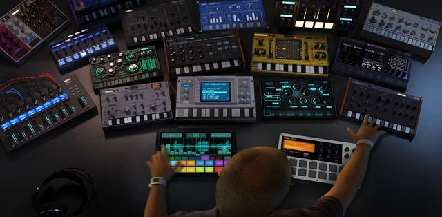 4dae0701579c2884e49f1857a343390b pc thumb - 【レビュー】Korg Gadget for iOS/Mac(コルグガジェット)を使ってみた!最高のモバイル楽器コレクション、誰でもカンタン作曲!音楽制作が身近になるサウンド作成ソフトレビュー。