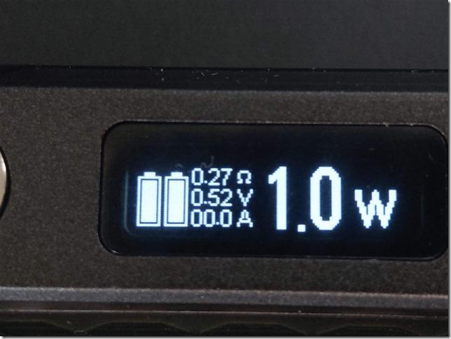 IMAG0294 thumb - 【レビュー】WISMEC SINUOUS V200 with Amor NSEレビュー。デュアルだけど軽いんです!100gクラスのシングルバッテリーと変わらないコンパクトVAPE!!