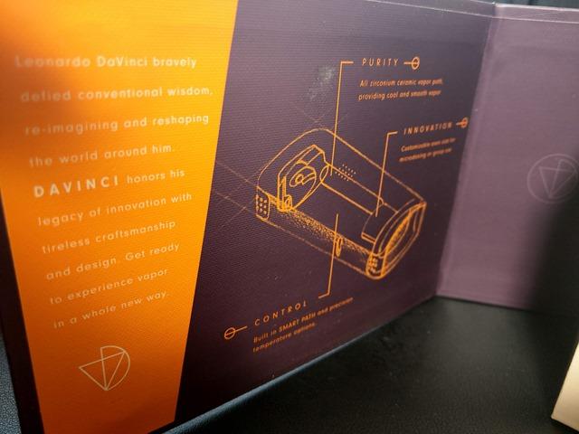 IMAG0425 thumb - 【レビュー】Davinci MIQRO(ダビンチマイクロ)ヴェポライザーレビュー!33%小型化された18350バッテリー対応ポータブルなヴェポライザー。【Explorerコレクション】
