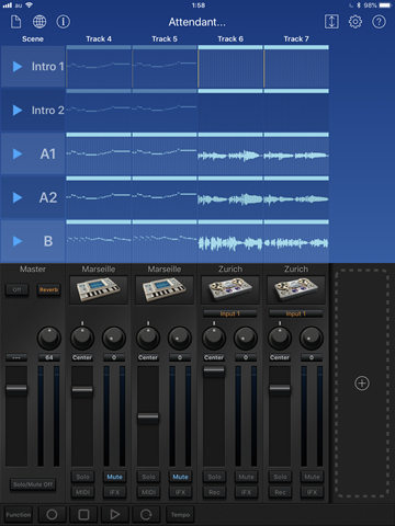 IMG 0095 thumb - 【レビュー】Korg Gadget for iOS/Mac(コルグガジェット)を使ってみた!最高のモバイル楽器コレクション、誰でもカンタン作曲!音楽制作が身近になるサウンド作成ソフトレビュー。