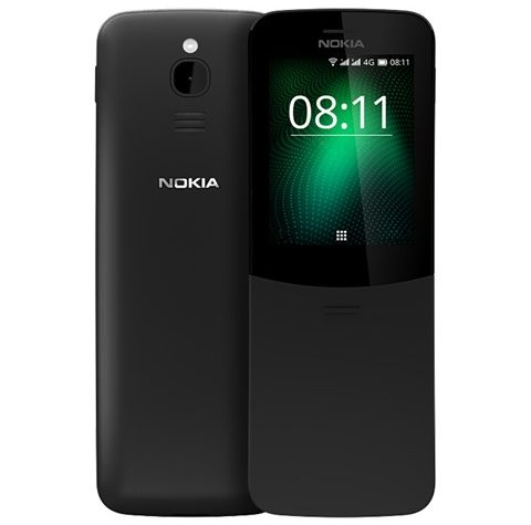 "Nokia 8110 2 4 Inch Mini Phone Black 814230 thumb 480x475 - 【海外】「MASKKING Pod System Kit 380mah」「Nokia 8110 2.4 Inch 4G LTE Mini Phone 512MB」「Protective Silicone Sleeve Case for JUUL Pods」「Iwodevape Replacement Glass Tank for Eleaf iJust NexGen Clearomizer」「ZTE nubia Z18 6"" Octa-Core LTE Smartphone (64GB/EU)」"
