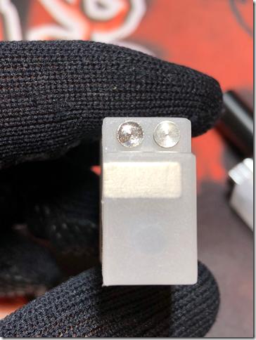 Photo 7 thumb 1 - 【レビュー】ベプログ Easy VAPE TARLESS(イージーベイプ・ターレス)フルスターターセット キットレビュー~新色パールホワイト&プルテク対応なんだってよ(ΦдΦ)編~