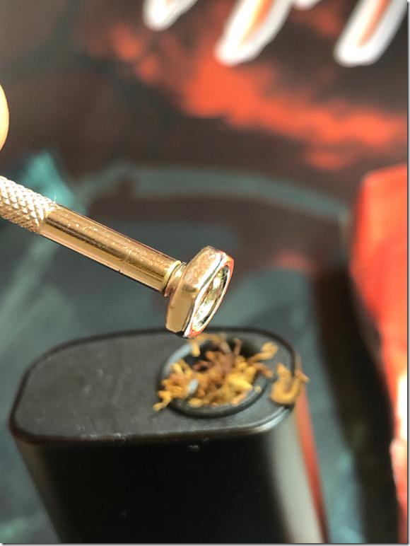 Photo 9 thumb 2 - 【レビュー】Focusvape iFocus/Pith Tobacco Vaporizer(フォーカスベイプ アイフォーカス ピス タバコ ヴェポライザー)レビュー~超小型でシンプル、機能は最小限、でも十分<*`∀´*>~【ヴェポライザー】