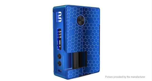 blitz thumb - 【海外】「Hammer of God V4 Style Box Mod」「ZELTU X AIO Pod System Kit 1000mah」「Yosta Livepor 100 TC Box Mod」