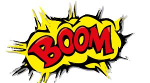 boom 2028563 1280 300x166 - 【TIPS】VAPEの爆発要注意!その原因と防止方法を知っておこう!バッテリーの取り扱い方法