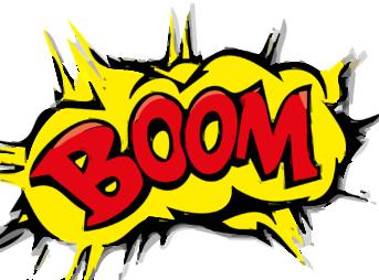 boom 2028563 1280 343x254 - 【TIPS】VAPEの爆発要注意!その原因と防止方法を知っておこう!バッテリーの取り扱い方法