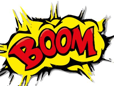 boom 2028563 1280 400x300 - 【TIPS】VAPEの爆発要注意!その原因と防止方法を知っておこう!バッテリーの取り扱い方法