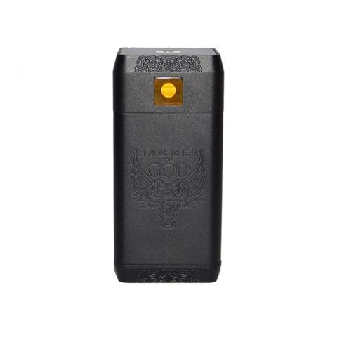 hammer of god v4 box mod 5 thumb - 【海外】「Hammer of God V4 Style Box Mod」「ZELTU X AIO Pod System Kit 1000mah」「Yosta Livepor 100 TC Box Mod」