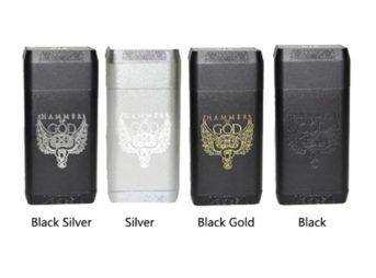 hammer of god v4 box mod thumb 343x254 - 【海外】「Hammer of God V4 Style Box Mod」「ZELTU X AIO Pod System Kit 1000mah」「Yosta Livepor 100 TC Box Mod」