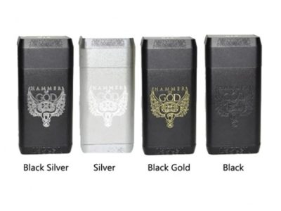 hammer of god v4 box mod thumb 400x300 - 【海外】「Hammer of God V4 Style Box Mod」「ZELTU X AIO Pod System Kit 1000mah」「Yosta Livepor 100 TC Box Mod」