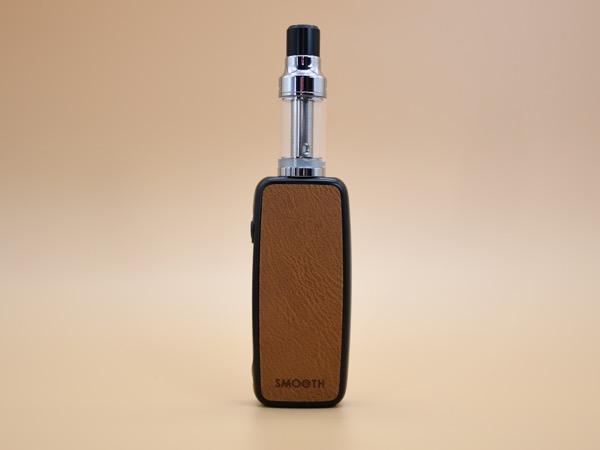 oDSC 7220 - 【レビュー】革デザインがカワイイ♪スターターキット。SMOOTH Starter Kit by vapeonly(ベイプオンリー・スムーススターターキット)レビュー