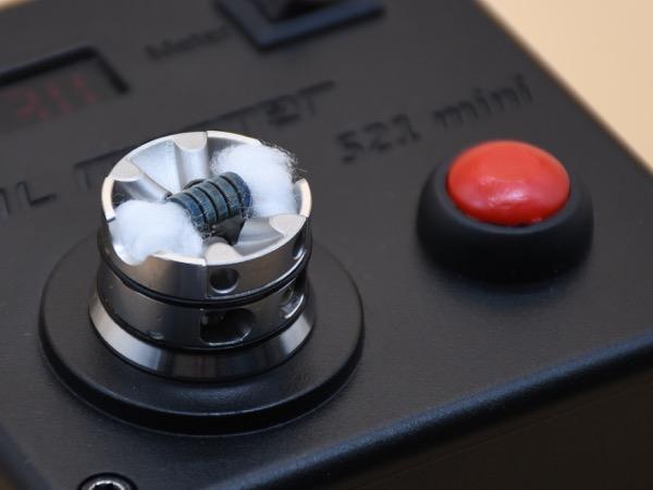 oDSC 7262 - 【レビュー】個性的なのはデザインだけではない!ミストの味を存分に楽しむならこの龍神RDA<WOTOFO × Sakaue Ryusei>