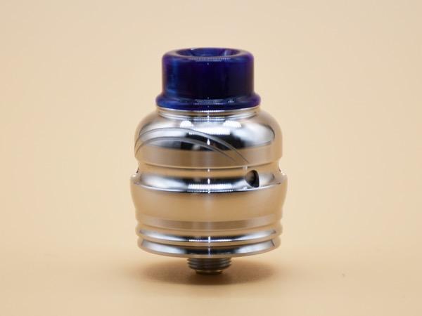 oDSC 7265 - 【レビュー】個性的なのはデザインだけではない!ミストの味を存分に楽しむならこの龍神RDA<WOTOFO × Sakaue Ryusei>