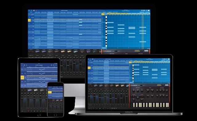 product gadget1 00 thumb - 【レビュー】Korg Gadget for iOS/Mac(コルグガジェット)を使ってみた!最高のモバイル楽器コレクション、誰でもカンタン作曲!音楽制作が身近になるサウンド作成ソフトレビュー。