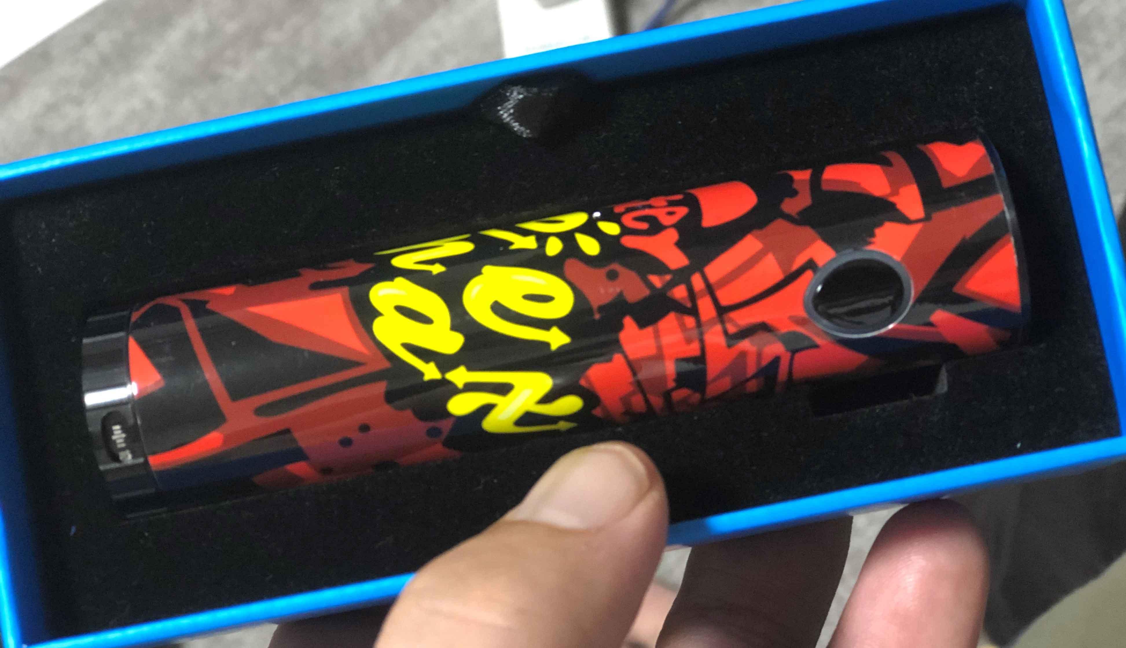 20190210 085500963 - 【レビュー】Freemax社謹製!Twister 80W 爆煙 Starter Kit+タンクセットを吸ってFreemaxの本気モードを感じた