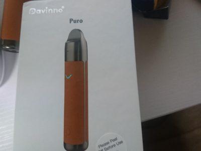DSC 0002 e1549871707108 400x300 - 【レビュー】これはいい!pavinno puroを熱烈レビュー!!スマート操作が可能なPODスターターキット。