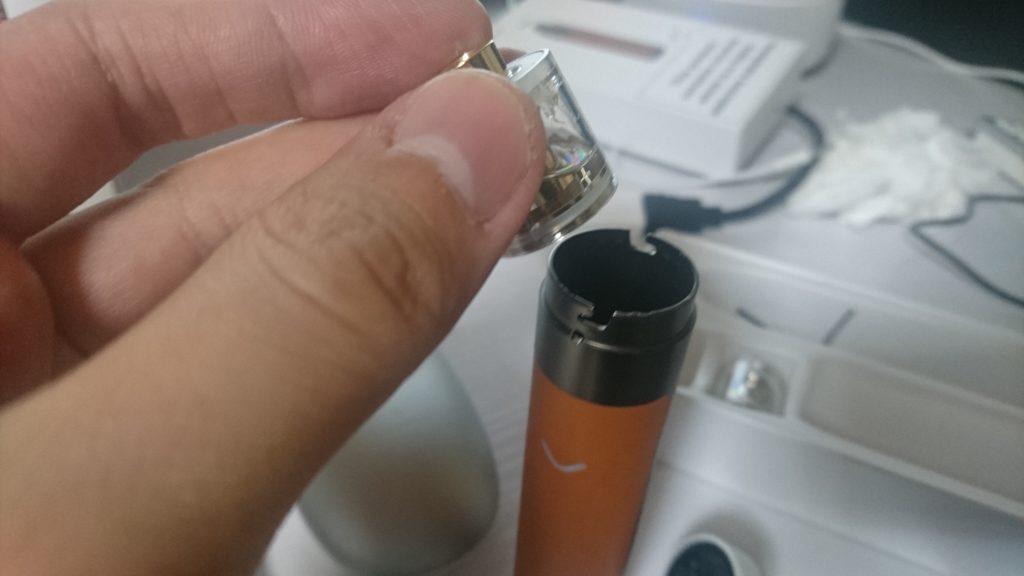 DSC 0011 1 1024x576 - 【レビュー】これはいい!pavinno puroを熱烈レビュー!!スマート操作が可能なPODスターターキット。