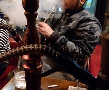 IMAG0650 thumb 360x300 - 【訪問日記】シーシャBAR OMEN(オーメン)さんのオープンイベントに行ってきたよ!報告。MK Labのくにさんも遊びに典雅リキッド吸ってもらったよ。【シーシャ/水タバコ/VAPE/ヴェポライザー】