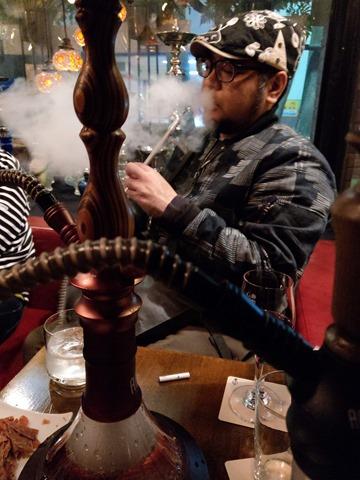 IMAG0650 thumb - 【訪問日記】シーシャBAR OMEN(オーメン)さんのオープンイベントに行ってきたよ!報告。MK Labのくにさんも遊びに典雅リキッド吸ってもらったよ。【シーシャ/水タバコ/VAPE/ヴェポライザー】