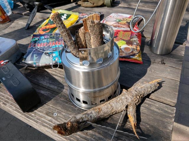 IMAG0852 thumb - 【イベント】One Case主催の「カップラーメンバーベキュー交換」イベントに参加してゾンビ拉麺(ゾンビラーメン)を食べてきた話