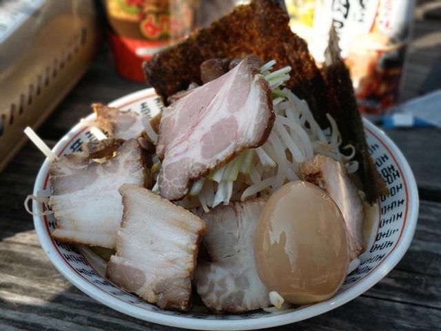IMAG0876 thumb - 【イベント】One Case主催の「カップラーメンバーベキュー交換」イベントに参加してゾンビ拉麺(ゾンビラーメン)を食べてきた話