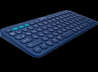 k380 blue logicool gallery 343x254 - 【レビュー】タブレットにはやっぱりコンパクトキーボード!K380 MULTI-DEVICE BLUETOOTH KEYBOARDを選ぶべきな理由