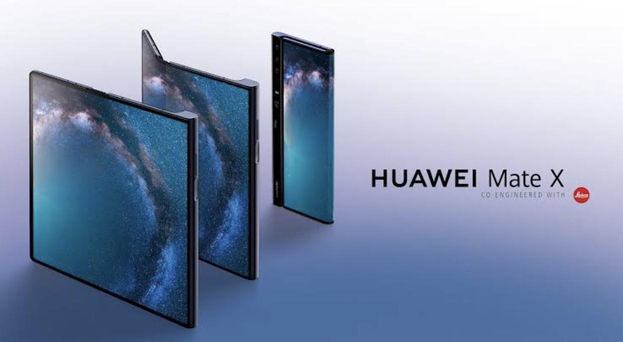 50B6E7C3 216E 45A8 B334 62EB656D70AC - 【最新情報】HUAWEIが折りたたみスマートフォン『Mate X』を発表 値段は約29万円 置いて行かれる日本