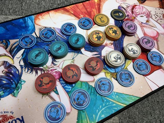 IMAG0987 thumb - 【訪問日記】One Caseさんでボードゲーム/カードゲームパーティナイト!がっつりアナログゲームを遊んできたの巻き【キャット&チョコレート/condottiere(コンドッティエーレ)】