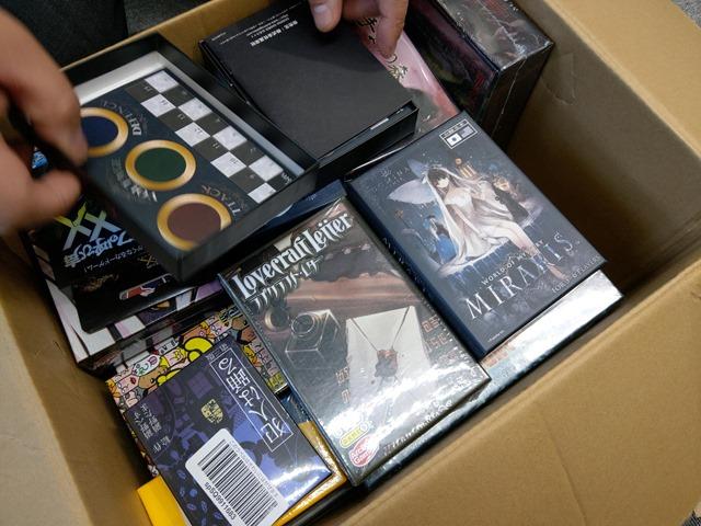 IMAG1070 thumb - 【訪問日記/レビュー】ある日のOne Case、カードゲーム「ラブレター」「ラブクラフトレター」「ドミニオン」「ふくろと金貨」レビュー。ライトセーバーちゃんばらとプルームテックプラスもあるよ!