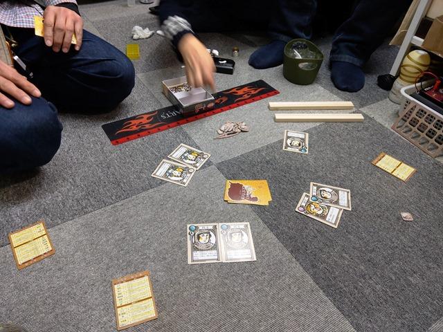 IMAG1086 thumb - 【訪問日記/レビュー】ある日のOne Case、カードゲーム「ラブレター」「ラブクラフトレター」「ドミニオン」「ふくろと金貨」レビュー。ライトセーバーちゃんばらとプルームテックプラスもあるよ!