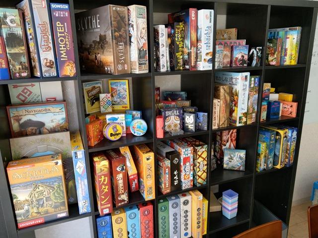 IMAG1107 thumb - 【訪問日記/レビュー】豊田のボードゲームカフェ「Planzone(プランゾーン)」さんでがっつりボドゲプレイ&レビュー。格安で長時間楽しめる聖地。One Caseの皆さんも遊びに来てくれました