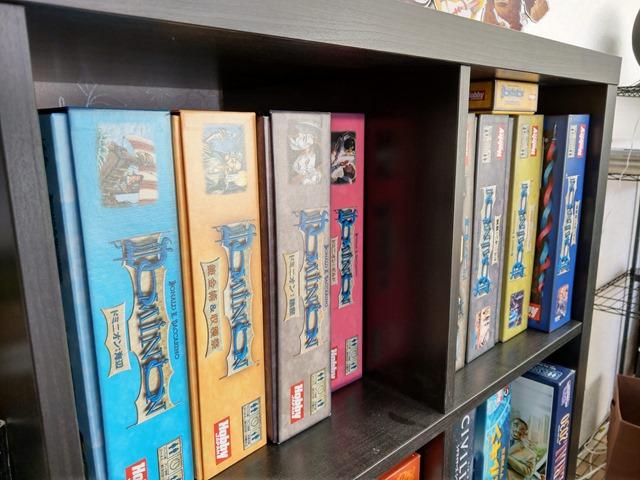 IMAG1122 thumb - 【訪問日記/レビュー】豊田のボードゲームカフェ「Planzone(プランゾーン)」さんでがっつりボドゲプレイ&レビュー。格安で長時間楽しめる聖地。One Caseの皆さんも遊びに来てくれました