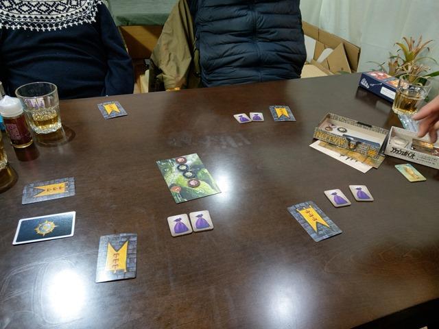 IMAG1163 thumb - 【訪問日記/レビュー】豊田のボードゲームカフェ「Planzone(プランゾーン)」さんでがっつりボドゲプレイ&レビュー。格安で長時間楽しめる聖地。One Caseの皆さんも遊びに来てくれました