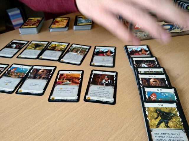 IMAG1220 thumb - 【訪問/レビュー】「ドミニオン(Dominion) 基本第2版」「NATIONAL ECONOMY(ナショナルエコノミー)」プレイレビュー@豊田のボードゲームカフェPlanzone(プランゾーン)さんでデッキ構築型カードゲームを遊ぶ