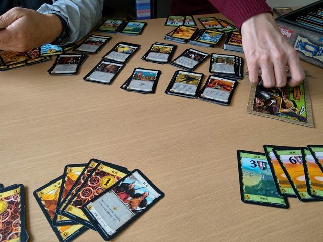IMAG1222 thumb - 【訪問/レビュー】「ドミニオン(Dominion) 基本第2版」「NATIONAL ECONOMY(ナショナルエコノミー)」プレイレビュー@豊田のボードゲームカフェPlanzone(プランゾーン)さんでデッキ構築型カードゲームを遊ぶ