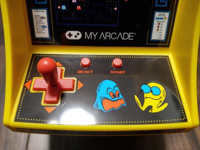 IMAG1299 thumb - 【レビュー】男心くすぐり度MAX!?「レトロアーケード」コンパクトな4機種一挙レビュー「ディグダグ」「マッピー」「ギャラガ」「パックマン」 【アーケードゲーム機/筐体】