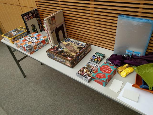 IMAG1334 thumb - 【イベント】「第3回図書館でボードゲーム in 豊田市中央図書館」に行ってきたよ!ドミニオンやってきた&Planzoneさんに会ってきたレポート。【子供も大人もおねーさんも】