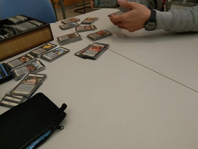 IMAG1343 thumb 1 - 【イベント】「第3回図書館でボードゲーム in 豊田市中央図書館」に行ってきたよ!ドミニオンやってきた&Planzoneさんに会ってきたレポート。【子供も大人もおねーさんも】