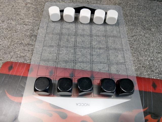 IMAG1445 thumb - 【訪問&レビュー】One Case(ワンケース)で「NOCCA x NOCCA(ノッカノッカ)」「海底探検」「ソクラテスラ」「ドミニオン」たまに行ってやるならこんなボードゲームとVAPE