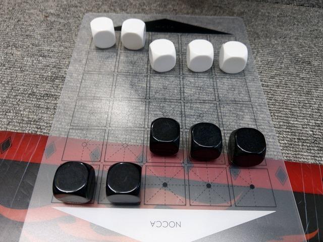 IMAG1446 thumb - 【訪問&レビュー】One Case(ワンケース)で「NOCCA x NOCCA(ノッカノッカ)」「海底探検」「ソクラテスラ」「ドミニオン」たまに行ってやるならこんなボードゲームとVAPE