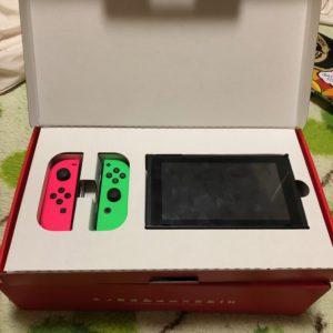 IMG 0142 300x300 - 【レビュー】Nintendo Switch 2台目用セットを多分買った人は少ないと思うから試しに買ってみたので、開封と足りないものをどうするか考えてみたレビュー。