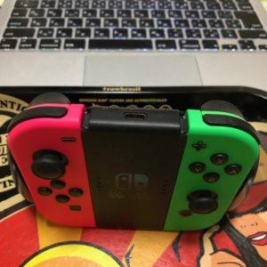 IMG 0151 300x300 - 【レビュー】Nintendo Switch 2台目用セットを多分買った人は少ないと思うから試しに買ってみたので、開封と足りないものをどうするか考えてみたレビュー。