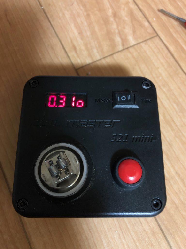 IMG 0299 768x1024 - 【レビュー】Geekvape ZEUS X(ギークベイプゼウスエックス) デュアルコイルのRTAを初めて使ってみたよ のレビュー