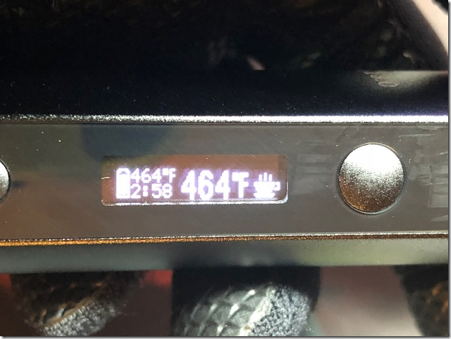 IMG 1998 thumb - 【レビュー】XMAX STARRY3.0(エックス マックス スターリー3.0)ヴェポライザーレビュー~ヴェポナビプレゼンツ・第2弾ヴェポライザーは電池別体(ΦдΦ)編~