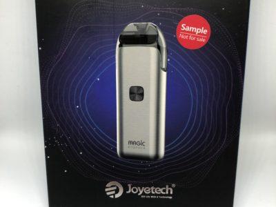 IMG 7659 400x300 - 【レビュー】「Joyetech Atopack Magic PODシステムスターターキット」なんて型破り~!!なんとコイルレスPODの登場!!果たしてその性能、そして使い心地はいかに!?【VAPE】