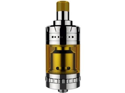 authentic exvape expromizer v4 mtl rta rebuildable tank atomizer polished stainless steel 2ml 23mm diameter thumb 400x300 - 【海外】「Aleader Orbit 100W TC VW APV Box Mod」「IJOY Katana RDA」「Voopoo X217 217W」「eXvape eXpromizer V4 MTL RTA」