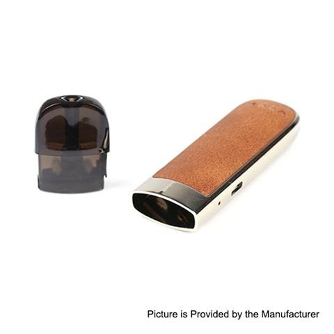 authentic smokjoy veiik airo 360mah pod system starter kit black 2ml 12 ohm thumb - 【海外】「Aleader Orbit 100W TC VW APV Box Mod」「IJOY Katana RDA」「Voopoo X217 217W」「eXvape eXpromizer V4 MTL RTA」
