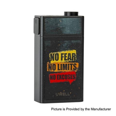authentic uwell blocks 90w juice pump squonk box mod black 1 x 18650 15ml thumb - 【海外】「Aleader Orbit 100W TC VW APV Box Mod」「IJOY Katana RDA」「Voopoo X217 217W」「eXvape eXpromizer V4 MTL RTA」